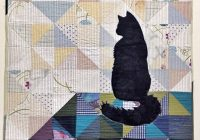 quilt inspiration free pattern day cat and dog quilts Stylish Free Printable Cat Quilt Patterns