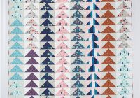 quilt inspiration free pattern day flying geese quilts Modern Quilting Flying Geese Pattern