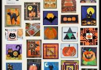 quilt inspiration free pattern day halloween 11 Modern Halloween Quilts Patterns