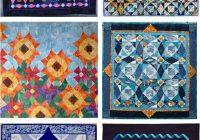 quilt inspiration storm at sea quilts free block diagrams Elegant Quilt Pattern Storm At Sea Inspirations