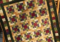 quilt pattern the woodsmens puzzle ba to king sizes Stylish Easy King Size Quilt Patterns Gallery