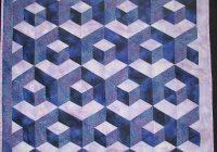 quilt patterns and tumbling blocks kaye woods pattern Modern Tumbling Blocks Quilt Pattern Gallery