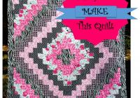 quilt tutorial trip around the world quilt little bright Cozy Around The World Quilt Pattern Gallery