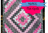 quilt tutorial trip around the world quilt little bright Interesting Round The World Quilt Pattern