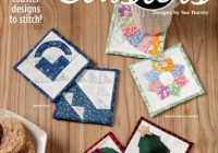 quilted coasters quilt pattern Interesting Quilted Coaster Patterns
