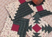 quilted coasters quilt pattern Interesting Quilted Coasters Pattern Inspirations