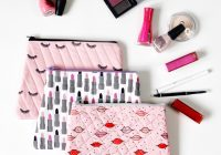 quilted cosmetic bag tutorial see kate sew Interesting Quilted Makeup Bag Pattern
