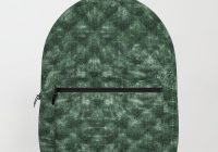 quilted forest green velvety pattern backpack patriciannek Cozy Quilted Backpack Pattern Gallery