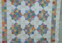quilting board Split Nine Patch Quilt Pattern Gallery
