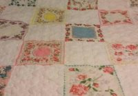 quilting board Unique Vintage Handkerchief Quilt Pattern Inspirations