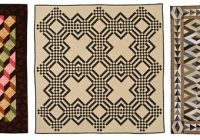 quilting for men pattern roundup stitch this the Modern Geometric Quilting Patterns Gallery