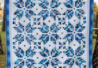 quilting land norwegian snowflakes quilt Interesting Norwegian Quilt Patterns
