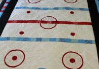 quilting sew adagio The Good Ole Hockey Game Quilt Pattern