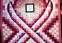 quilting she quilts he cooks blog Cozy Breast Cancer Quilt Pattern