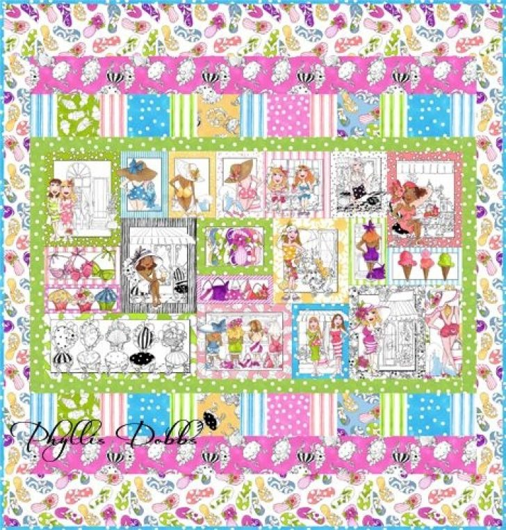Permalink to Modern Quilting Treasures Patterns