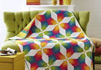 rainbow connection Elegant American Patchwork And Quilting Patterns