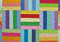 rainbow rail fence free quilt pattern Cozy Split Rail Fence Quilt Pattern Inspirations
