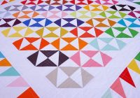 red pepper quilts the finale broken dishes quilt Modern Broken Dishes Quilt Pattern