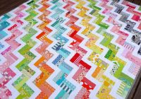 red pepper quilts zig zag rail fence quilt pattern pdf Unique Zig Zag Rail Fence Quilt Pattern Inspirations