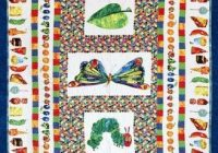 red rooster quilts shop category patterns download for Elegant The Very Hungry Caterpillar Quilt Pattern Gallery