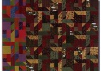 reflections quilt pattern antler quilt design aqd 0259 Unique Reflections Quilt Pattern Inspirations