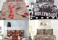 retro home vintage quilt doona duvet cover set single Interesting Vintage Quilt Covers Gallery