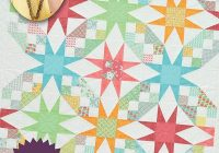 roundabout stars quilt pattern 3 sizes eleanor burns for quilt in a day Interesting Eleanor Burns Quilt In A Day Patterns Inspirations