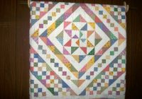 sale buy 2get 1 free carousel pdf quilt pattern twinfull and queen size Unique Queen Size Quilt Patterns Inspirations