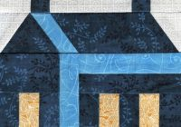 schoolhouse quilt free quilt patterns Interesting Schoolhouse Quilt Pattern Inspirations