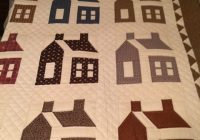 schoolhouse quilt pattern 81 x 96 Interesting Schoolhouse Quilt Pattern Inspirations