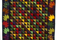 scrappy fall leaves Cool Fall Leaves Quilt Pattern Gallery