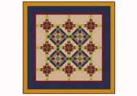 sew a unique kaleidoscope quilt pattern Interesting Kaleidoscope Quilt Pattern Inspirations