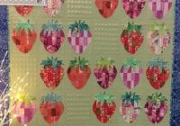 sew kind of wonderful mod strawberries quilt pattern Elegant Strawberry Quilt Pattern Inspirations