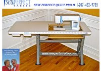 sewing tables available sew perfect Stylish Quilting Sewing Table Gallery