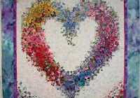 sewnsews watercolor quilts quilts watercolor quilt Elegant Watercolor Quilts Patterns
