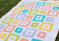 shuffle block 2 12 strip quilt pattern multiple sizes pdf version 2 1 2 Strip Quilt Patterns