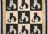 sidekick cat quilt pattern Cool Cat Quilts Patterns
