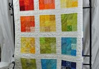 simple quilt blocks to stitch up on bluprint Interesting Simple Block Quilt Patterns