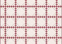 single irish chain quilt patterns and blocks Cool Single Irish Chain Quilt Pattern Gallery