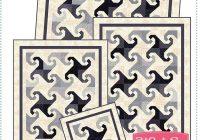 snail trail classic vintage downloadable pdf quilt pattern Cool Snail Trail Quilt Pattern Inspirations