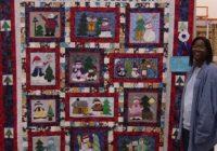 snowman applique quilt patterns quilt pattern Snowman Collector Quilt Pattern Gallery