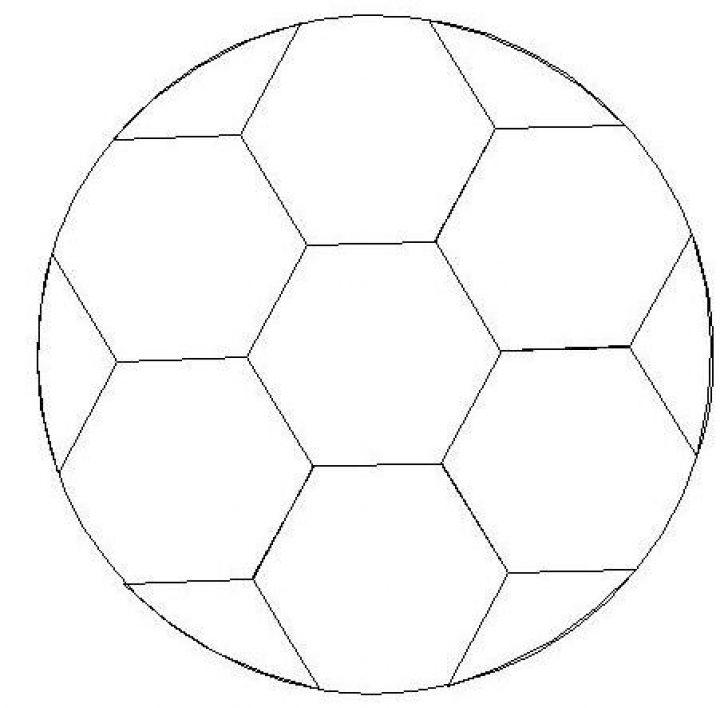 Permalink to Cool Soccer Ball Quilt Pattern Inspirations