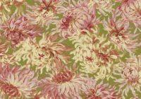 sophia chrysanthemum cotton quilt fabric the yard keepsake Elegant Elegant Keepsake Quilting Fabric