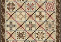 southern vintage quilt pattern gateway quilts stuff 9 Unique Vintage Quilt Block Patterns Gallery