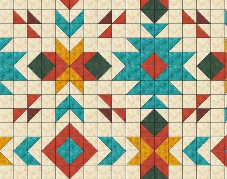 Permalink to 9 Stylish Southwestern Quilt Patterns
