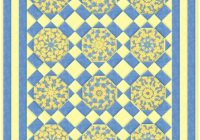 spinning flagstones kaleidoscope quilt pattern Stylish Kaleidoscope Quilt Patterns Inspirations
