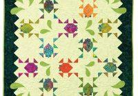 splash dance quilt epattern Modern Frog Quilt Block Pattern Gallery
