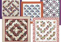 split nine patch quilt eleanor burns signature pattern Unique Nine Patch Quilt Patterns Inspirations