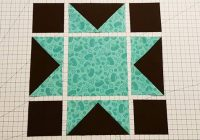star quilt block pattern tutorial 12 inch 8 Inch Quilt Block Patterns