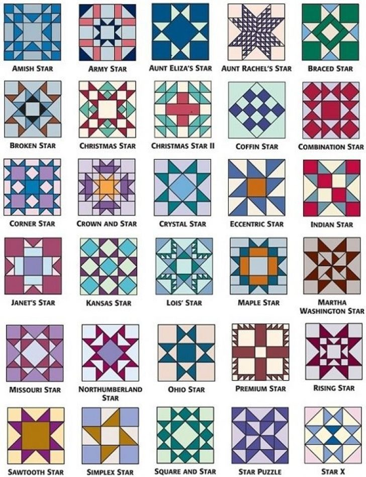 Permalink to 4 Inch Quilt Block Patterns Inspirations